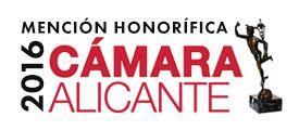 Mención honorífica en la Cámara de Comercio Alicante