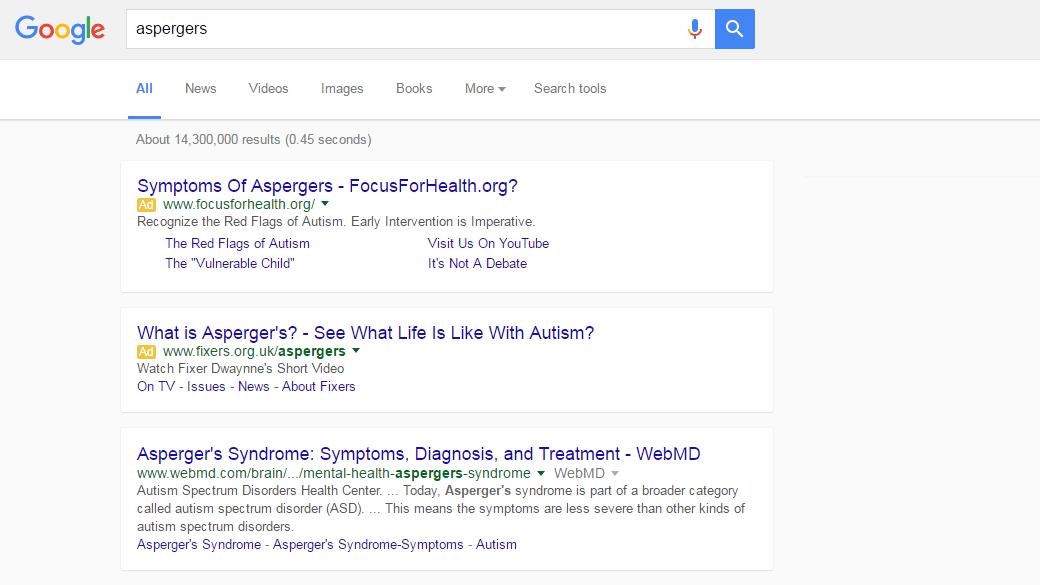 """Google prueba los resultados en """"tarjetas"""""""